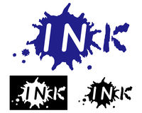 Ink Royalty Free Stock Photography