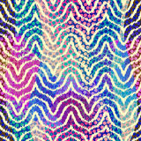 Ink fabric pattern Royalty Free Stock Image