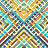 Ink fabric pattern Royalty Free Stock Images