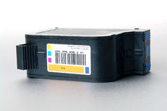 Ink jet cartridge Stock Photos