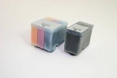 Ink Jet Cartridges Stock Image