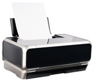Ink-jet printer Royalty Free Stock Photos
