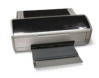 Ink-jet printer A3 Royalty Free Stock Image