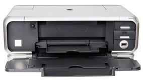 Ink-jet printer on white Stock Photos