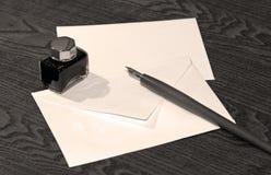 Ink pen Royalty Free Stock Photos