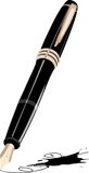 Ink pen Royalty Free Stock Image