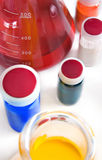 Ink sample Stock Photo