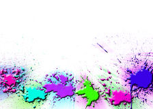 Ink splash Stock Photos