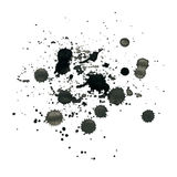 Ink splash. Stock Photography