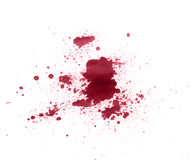 Ink splash stock photography