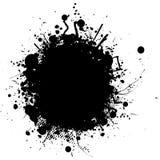 Ink splat blob Stock Photos