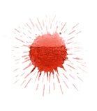 Ink Splatter Stock Image