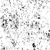 Ink splatter texture. Black blots, splashes and spots. Overlaying vector background Stock Images