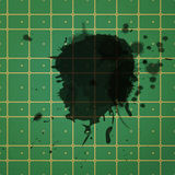 Ink stain Stock Images
