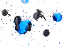 Ink stains Royalty Free Stock Image
