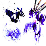 Ink stains. Stock Photography