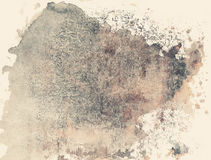 Ink texture Royalty Free Stock Photo