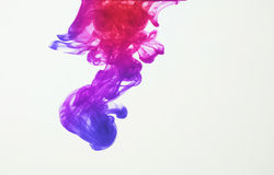 Ink in water Royalty Free Stock Photography