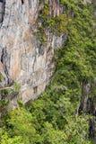 Inka most blisko Machu Picchu w Peru Obraz Royalty Free