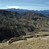 Inka- oder Pukaraverstärkung Lizenzfreie Stockfotografie