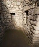 Inka-Wände Stockfoto