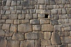 Inka-Wand lizenzfreies stockfoto
