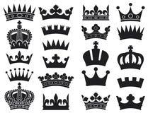 inkasowa korona Zdjęcie Stock
