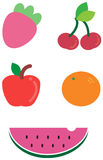 inkasowa wyśmienicie owoc Obraz Royalty Free