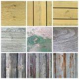 inkasowe stare deski texture drewnianego Obraz Stock
