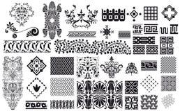 inkasowi ornamenty Zdjęcie Stock