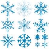 inkasowi płatek śniegu ilustracja wektor