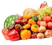 Inkasowy owoc i warzywo Obrazy Stock