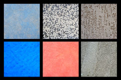 Inkasowy tekstury tło Fotografia Stock