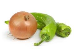 inkasowy warzywo Zdjęcia Royalty Free