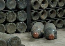 inkasowy wino Zdjęcie Stock