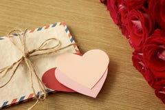 9 inkasowych eleganckich listów kochają wzoru temat romansowego bezszwowego Fotografia Stock