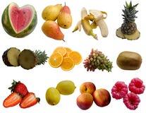 inkasowych owoc zdrowa ilustracyjna rozmaitość Zdjęcia Royalty Free
