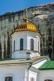 Inkerman monastery Stock Photography