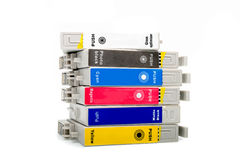 Inkjet cartridge Royalty Free Stock Image