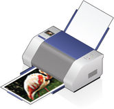 InkJet Printer Stock Images
