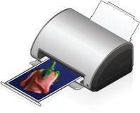 InkJet Printer Stock Photos