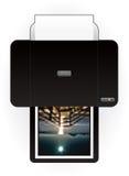 InkJet Printer Stock Photo