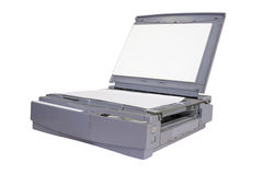 Inkjet printer Royalty Free Stock Photography