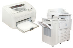 Inkjet printer and Office copying machine