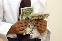 Inkomens Royalty-vrije Stock Foto's