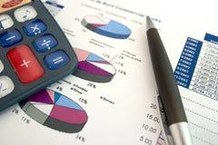 Inkomens Stock Foto