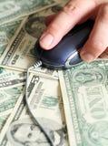 Inkomens 5 van de computer Royalty-vrije Stock Afbeeldingen