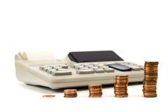 Inkomstenbelasting royalty-vrije stock afbeeldingen