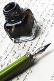 Inkt royalty-vrije stock afbeeldingen