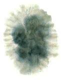 Inkt Zachte Effect Textuur royalty-vrije stock foto's